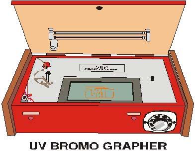 PCB Bromographer