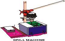 PCB Drilling Station