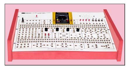 Discrete Component Trainer Model BE-2901E