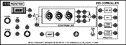 PID Controller Trainer