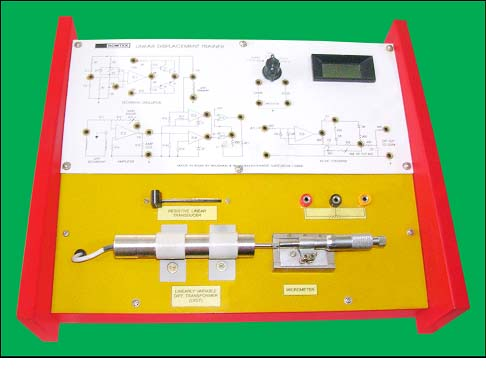 Linear Displacement Trainer