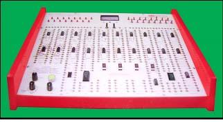 Logic Trainer Model 750DLI TTL & CMOS