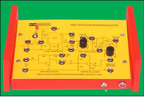 PAM Modulator or Demodulator
