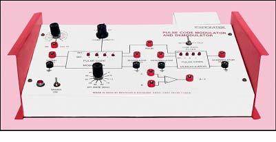 Pulse Code Modulator or Demodulator