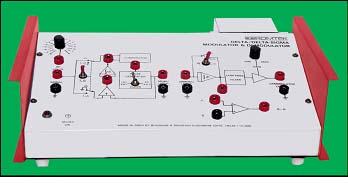 Delta or Sigma Delta Modulation or Demodulation