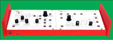 Romtek Elementry optical Test Bench