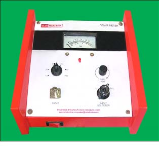 VSWR Meter - Solid State